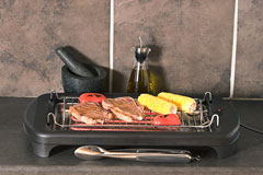 electric countertop grill