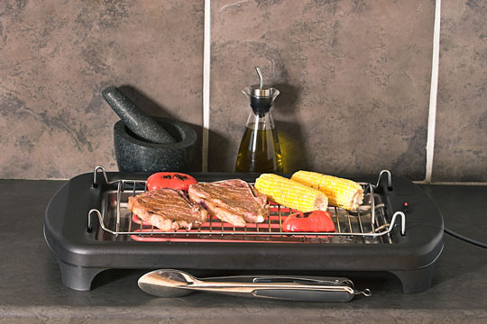 depot countertops electric grills p home indoor countertop in grill delonghi reversible stainless the steel